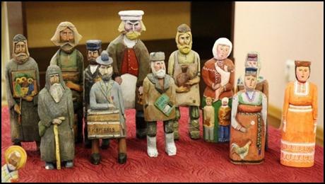 Рубрика «Все о ремесле» - Исторические центры производства деревянной