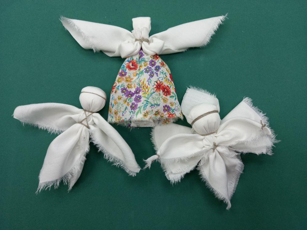 «Кукольный сундучок» – « Ангел»