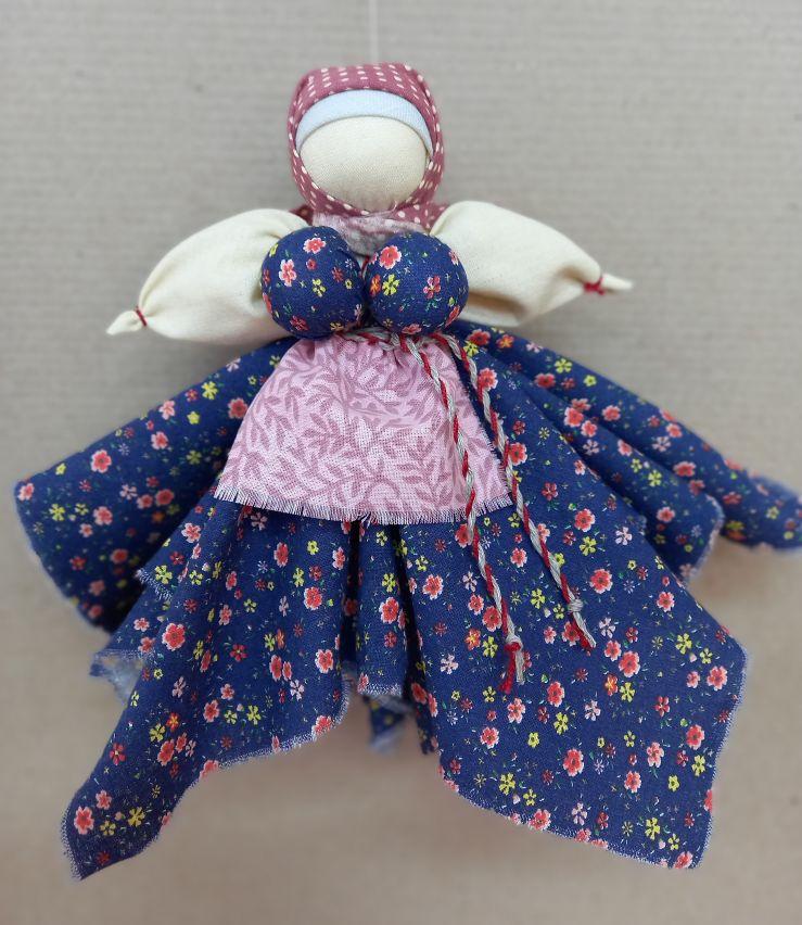 Вепсская кукла Капустка