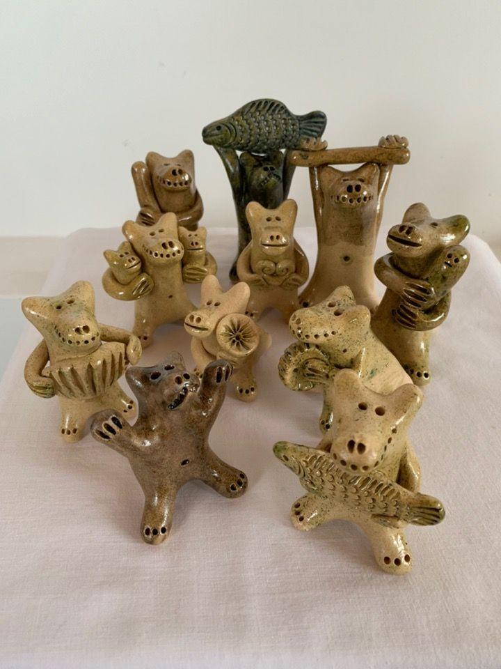 Скопинские медведи. Т. Лощинина